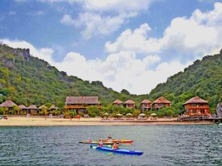 Tour Halong Bay Stay Monkey Island