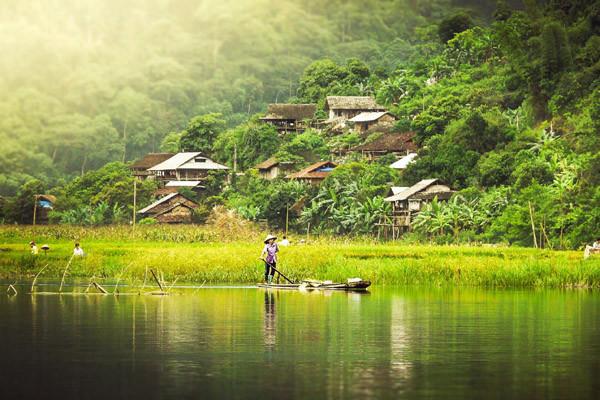 Hanoi ba be lake tour 2 days 5