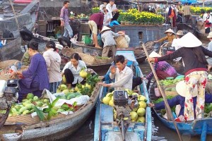 Mekong Delta Tourist Attractions 2