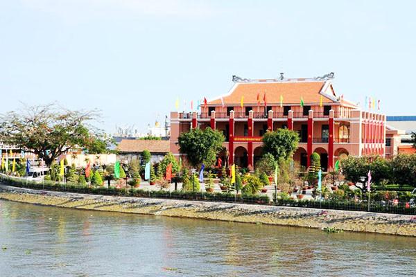 Nha Rong Wharf - Ho Chi Minh