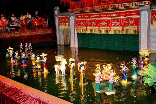Hanoi Water Puppets (3)
