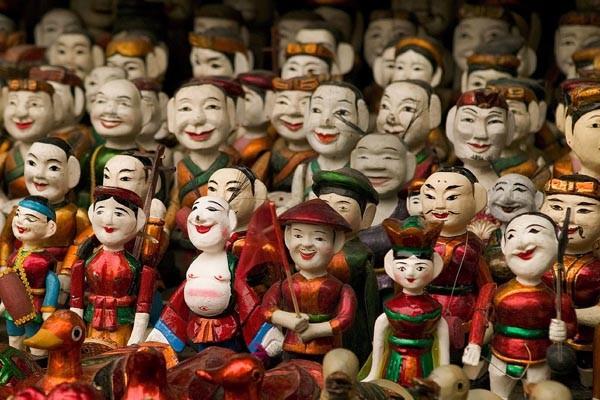 Hanoi Water Puppets (6)