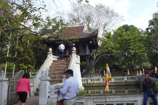 travel hanoi hoan kiem lake 1