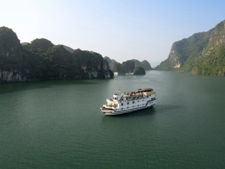 Halong Bay 2days Paloma Cruise