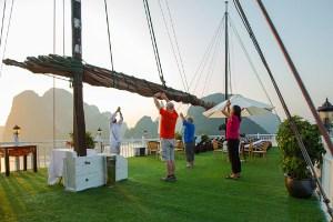 Halong Bay Tour Flamingo Cruise (2)