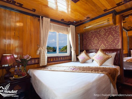 Halong Bay Tour Package Lavender Cruises (13)