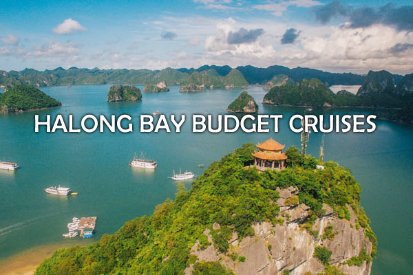 halong bay budget cruises