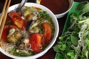 Bún Ốc (Snail Vermicelli Rice)