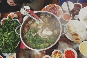 Lẩu (Hot Pot)