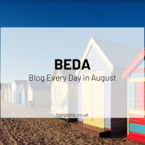 Blog Every Day in August