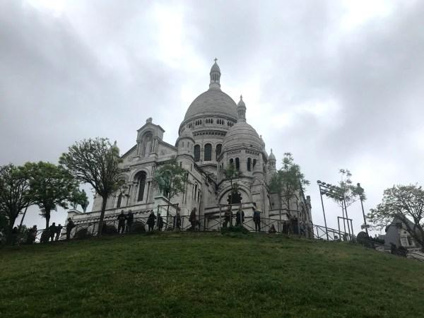 La Sacre Cour