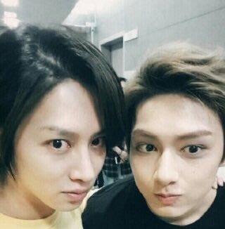 ジュン&ヒチョル