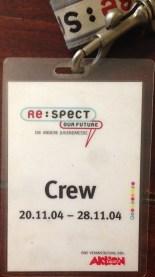 2004 - Re:SPECT - Crew