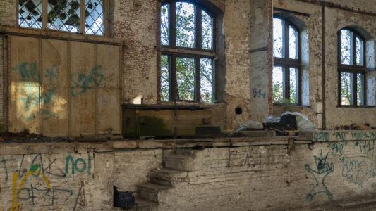 Essen Stations Loods 2006-20
