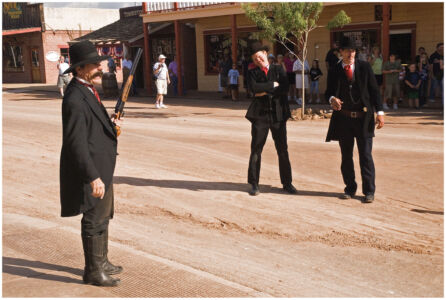 Tombstone Earp Brothers