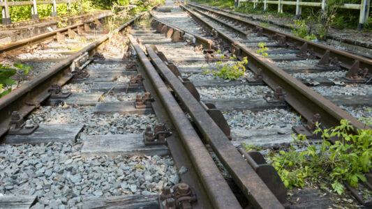 Verlaten Metro Charleroi 2019-7