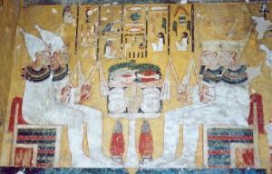 four suns of horus