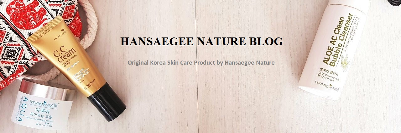 Hansaegee Nature Blog
