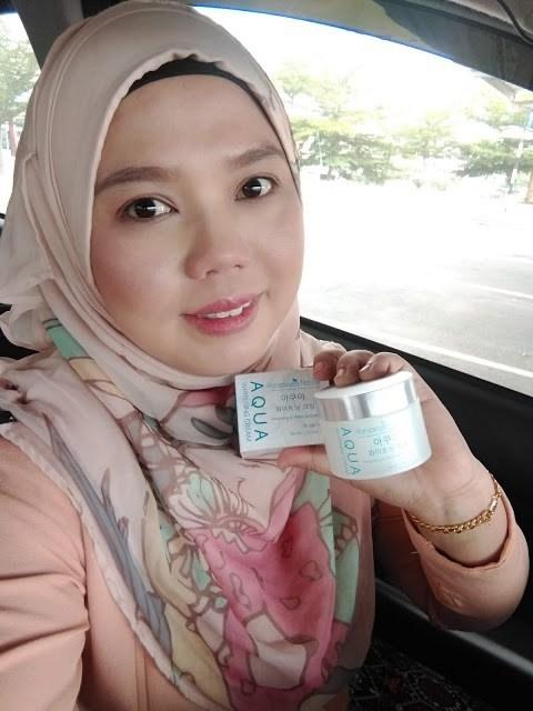 Pelembab Muka untuk Kulit Kering – Hansaegee Nature Aqua Whitening Cream (2)