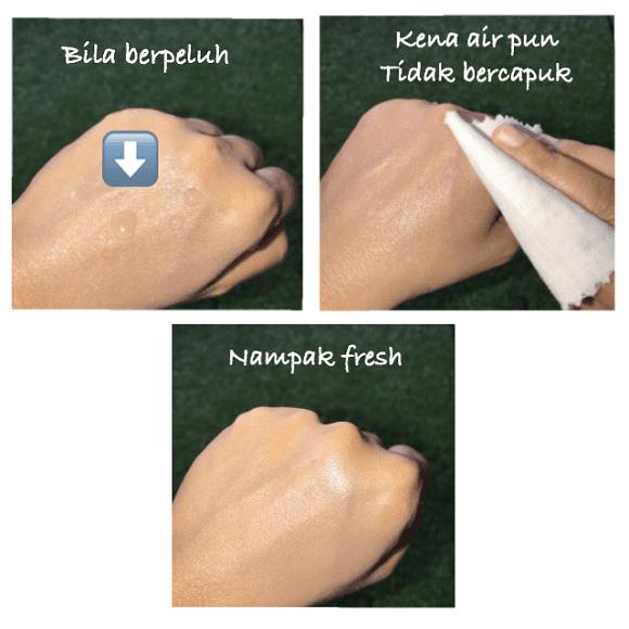 Pengalaman Aku Menggunakan Hansaegee Nature Gold Nano CC Cream