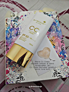 Gold Nano CC Cream Hansaegee Nature 2