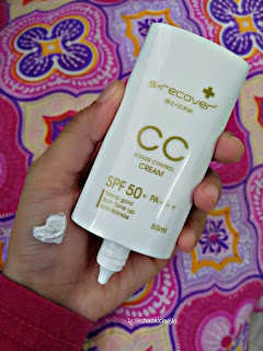 Gold Nano CC Cream Hansaegee Nature