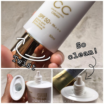 Botol CC Cream Comel