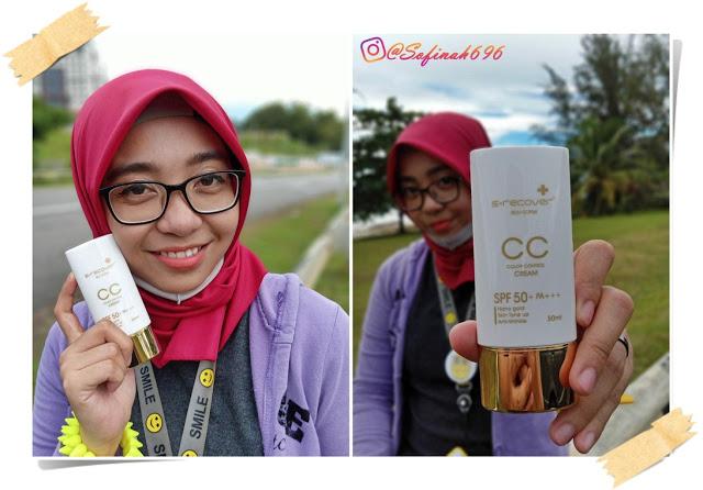 nano gold cc cream review cc cream terbaik 9