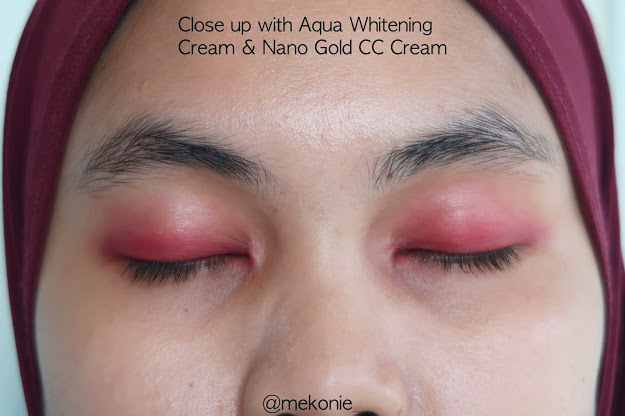 Close up with Hansaegee Nature product