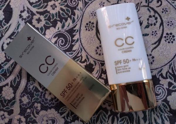 Gold Nano CC Cream yang menepati ciri kulit wanita Asia , mudah dibawa travel