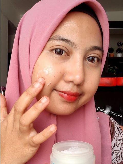 Cara Pengunaan Aqua Whitening Cream