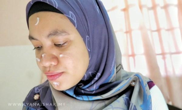 Apakah Tekstur Aqua Whitening Cream