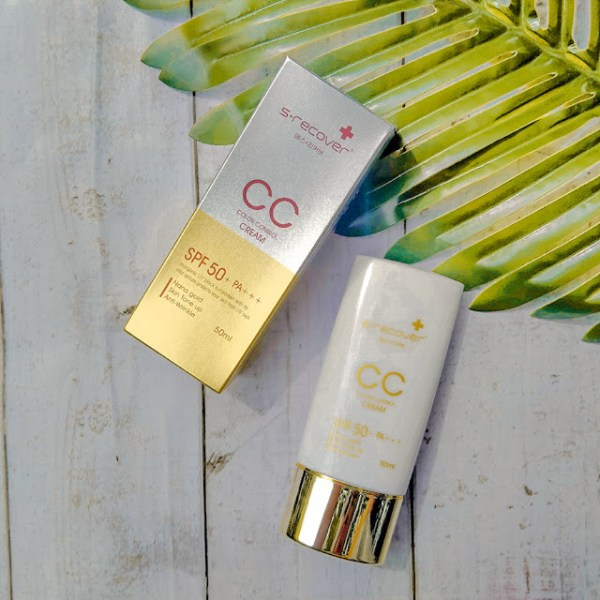 packaging gold nano cc cream