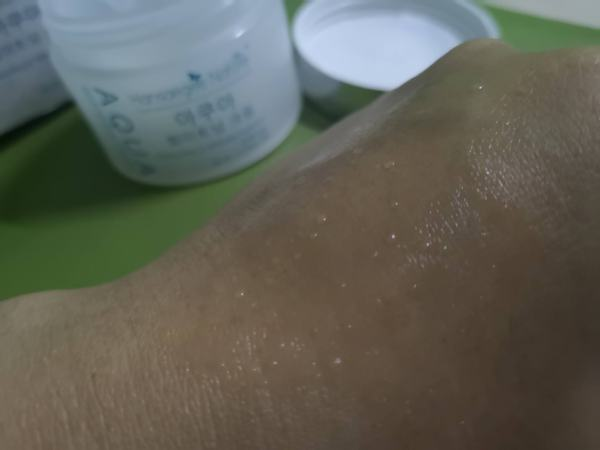 sapu pada kulit