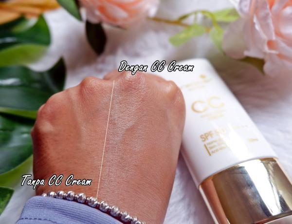 Jatuh Cinta Dengan CC Cream Hansaegee Nature yang Jimat Masa Nak Tampil Cantik (5)