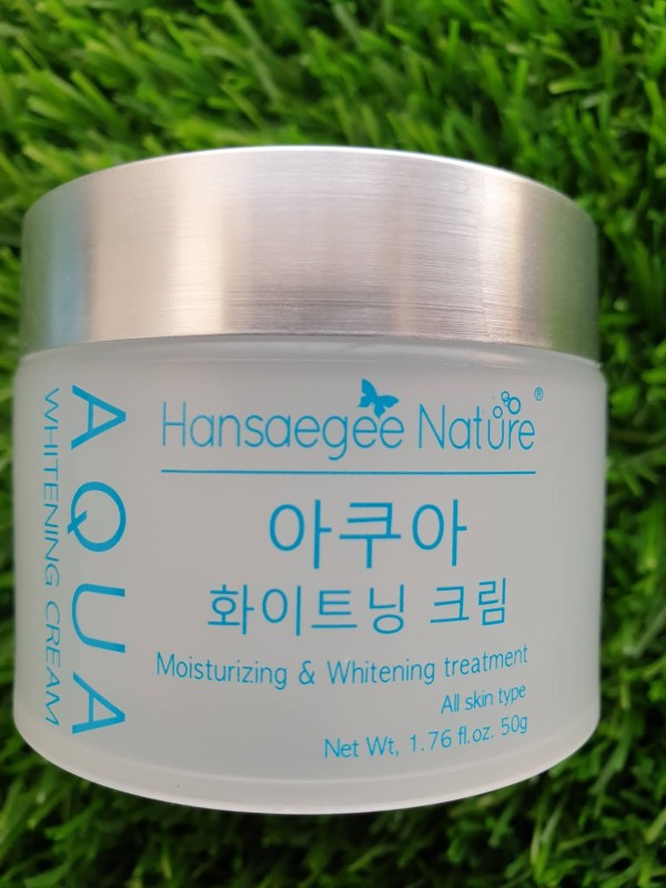 packaging aqua 50ml