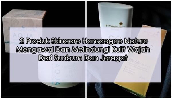 2 steps produk skin care