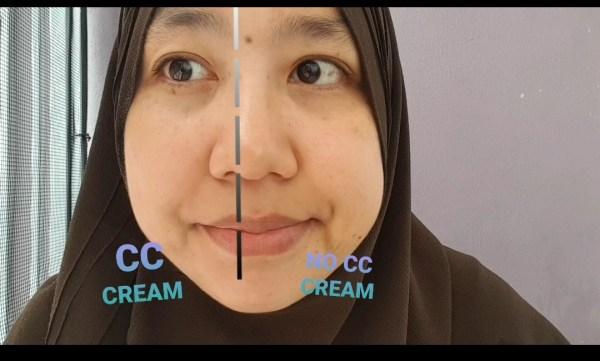 perbezaan sebelah muka