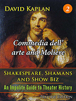 Commedia dell' arte and Moliere
