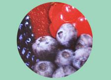 CaJohns Berry Blast Salsa Label