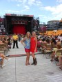 heinz field with laur