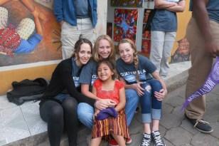 jenny, jacky, me & perlita