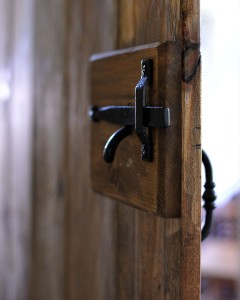 Door latch, 2014