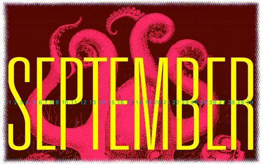 September - Wherefore art thou?