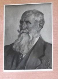 Stadtrat Adolf Holzborn, Erfurt, 42/54 cm, 1934