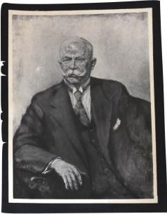 Stadtrat Emmel, Wilmersdorf Ohne Rahmen! ca. 72/96 cm, 1932