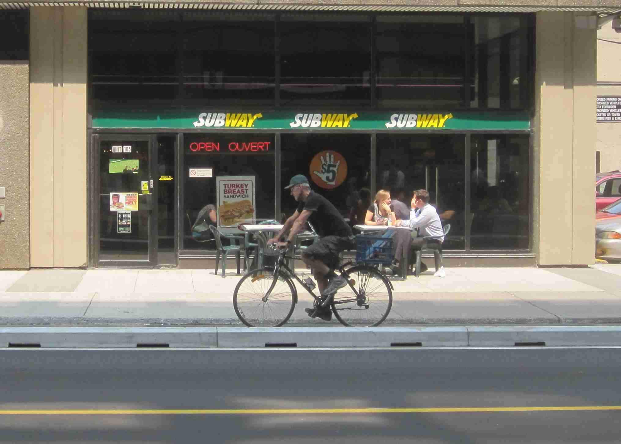 Ottawa Bicycle Culture – Subways