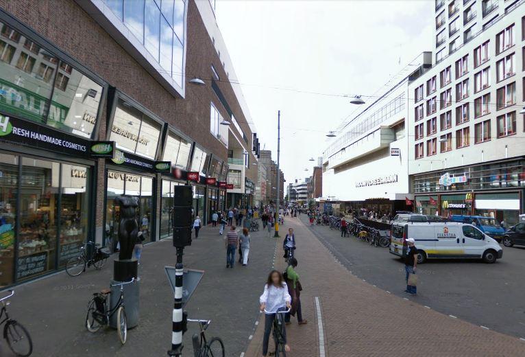Grote Markt Straat The Hague
