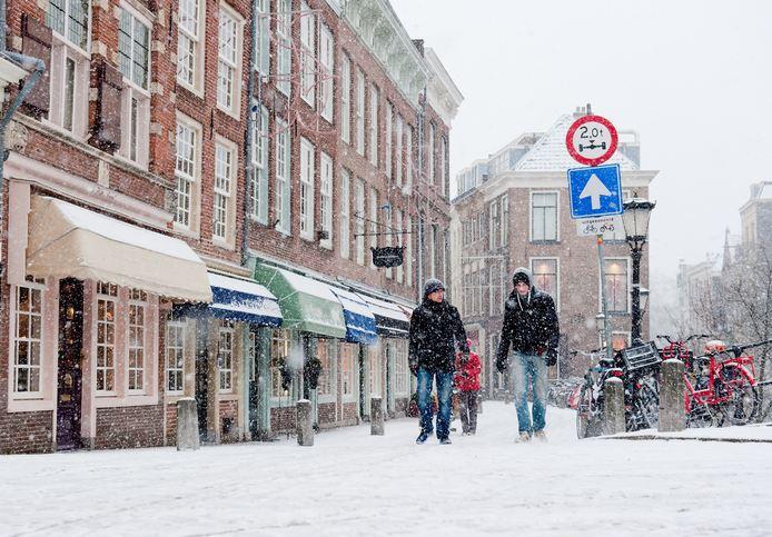 winter cycling – Utrecht – Chris Heijmans 2