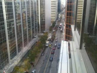 View of Queens St, Ottawa Danielle Nacu